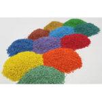 Coloured PP Compounds